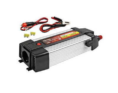 Spannungswandler,PSW600 Power Inverter, 24V - 220V,Sinus-Transformer,LKW,97981