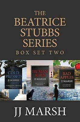 Beatrice Stubbs Series Boxset Two: Eye-opening mysteries in sensational places b