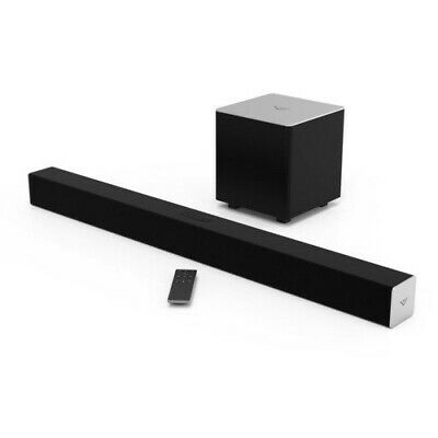 VIZIO SB3821-C6 38-Inch 2.1 Channel Sound Bar with Wireless Subwoofer
