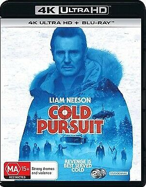 Cold Pursuit (4K Uhd/Blu-Ray) (2019) [New Bluray]