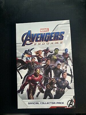 Koin Club Marvel Avengers Endgame Official Collector Pack (incomplete)