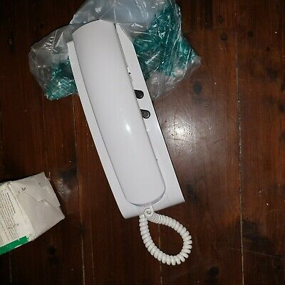 NEW White telephone (from elovox)