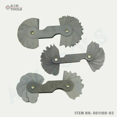 Radius gauge R1-25MM package