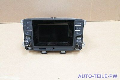 VW Polo 6C Radio Composition Media 6C0035885