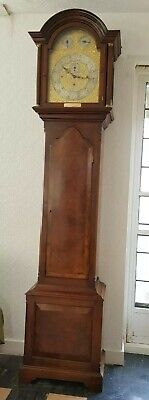 Mappin & Webb London Musical chime Tube Bell Chimer Grandfather Clock