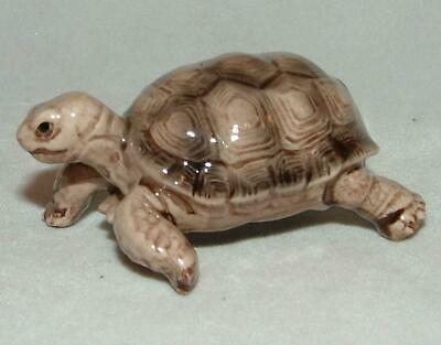 Hagen-Renaker Miniature Ceramic Animal Figure Desert Tortoise 3229