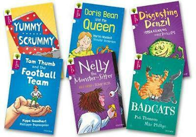 Oxford Reading Tree All Stars: Oxford Level 10 All Stars Pack 2a Pack of 6 by Pa