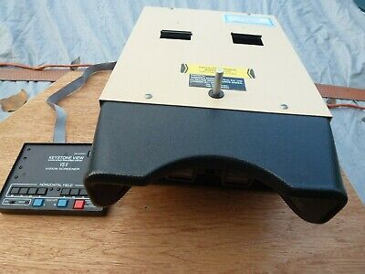 KEYSTONE VIEW VISION SCREENER STEREOGRAPHIC OPTICAL EYE TESTER VS II  tested May