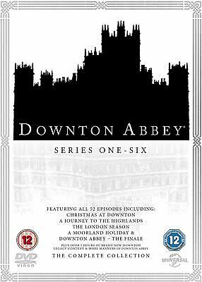 Downton Abbey - The Complete Collection (Box Set) DVD
