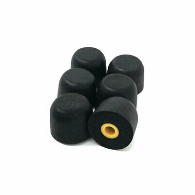 Flare Replacement Foam Tips For Isolate Earplugs - Medium
