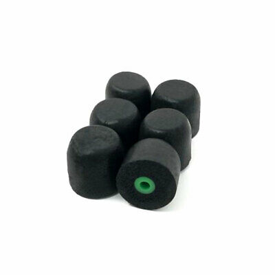 Flare Replacement Foam Tips For Isolate Mini Earplugs - Extra Small