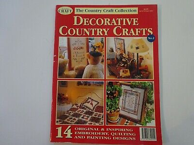 Decorative Country Crafts-The Country Craft Collection-Number 2