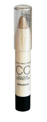 Max Factor CC Colour Corrector Highlighter Stick Corrects Under Eye Circle 3.45g