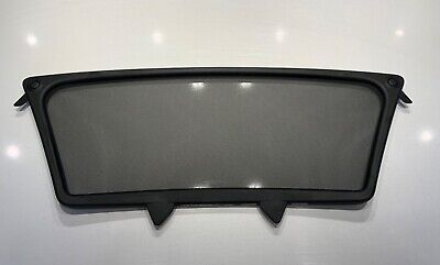 Genuine Mercedes SLK A172 convertible Wind Deflector Immaculate Cond UK SELLER