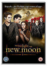 The Twilight Saga - New Moon (DVD, 2010)      NEW FACTORY SEALED