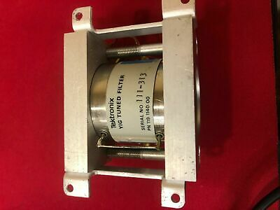 Tektronix 119-1140-00 Yig Tuned Filter from Spectrum Analyzer