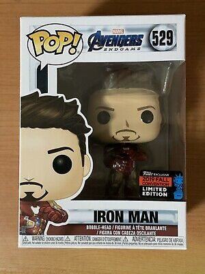 Funko Pop! Avengers Iron Man with Gauntlet NYCC 2019 Shared Exclusive *PRE-ORDER