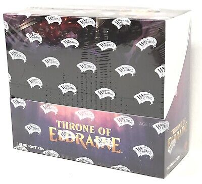 Magic Throne Of Eldraine Theme Booster Box 10 Packs New Factory Sealed MTG