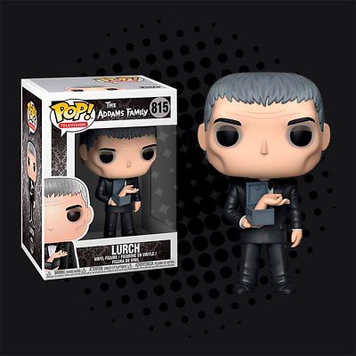 Lurch with Thing 1960's Addams Family Pop Figure