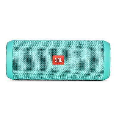 JBL Flip 3 Splashproof Portable Wireless Bluetooth Speaker Teal
