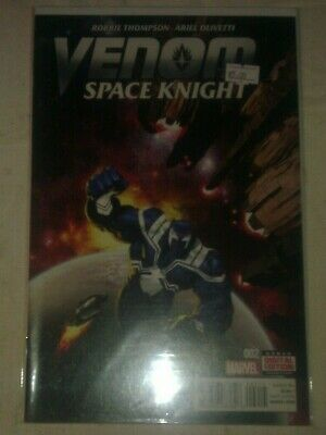 Venom Space Knight #2 NM Marvel Comics