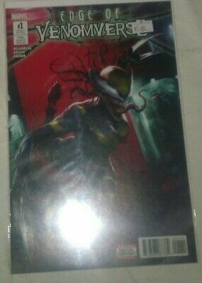 Edge of Venomverse #1 NM Marvel Comics Venom