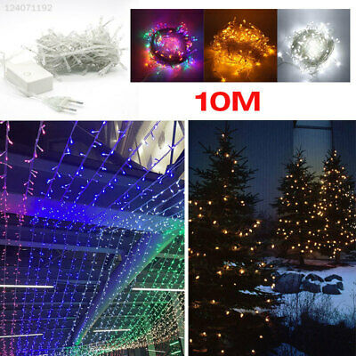 220V Light String Fairy Lights Party Supply Holiday Lighting Glowing Led Rope