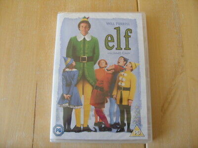 Elf (DVD, 2005) Will Ferrell , James Caan - NEW , SEALED