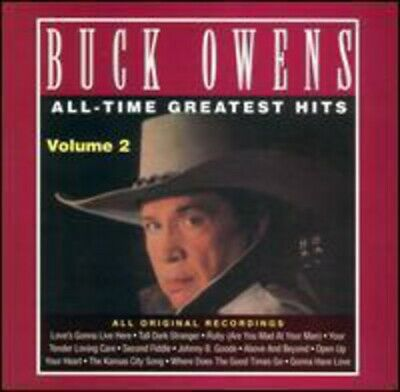 Buck Owens - All Time Greatest Hits, Volume 2 CD NEW