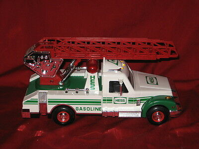 Hess Truck 1994 Emergency Truck Out of Box Working lights