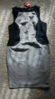 South Dress black and white Size Uk 18 Brand new with tags