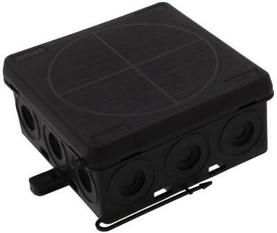 KA 012 Black Junction Box Enclosure - WISKA - 10109587