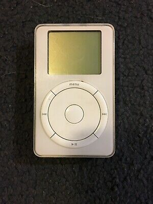 2001 iPod M8541 First Edition
