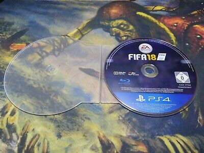 FIFA 18 Game (Sony PlayStation 4 / PS4, 2017) - Disc Only