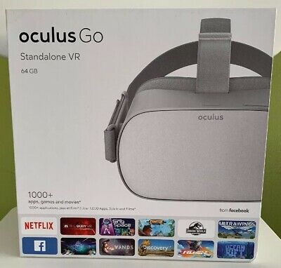 oculus Go Standalone VR 64GB *Very Good Condition*