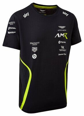 Aston Martin Racing Team T-Shirt | New | 2019-2020 Official Merchandise