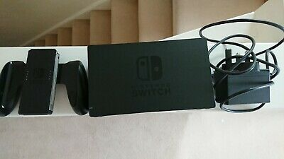 NINTENDO SWITCH Docking Station TV Dock, joycon holder, charger and HDMI