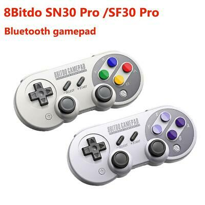 8Bitdo SN30 Pro SF30 Pro Gamepad for Nintendo Switch macOS Android Controller