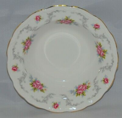 "1 -Royal Albert -Tranquillity - 8"" Rimmed Soup Bowl"