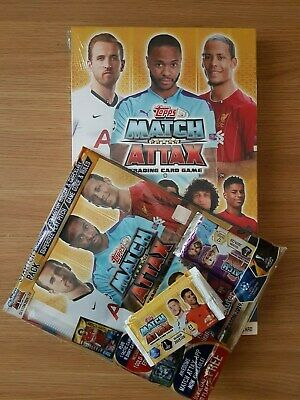 Topps Match Attax Countdown Advent calendar 2019/20 Bundle Pack Brand New