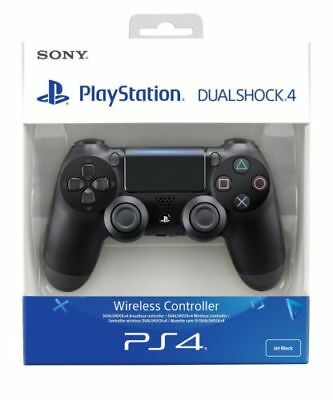 PS4 Wireless Game Controller(Black)PlayStation Dualshock 4 For SONY PS4 UK HOT