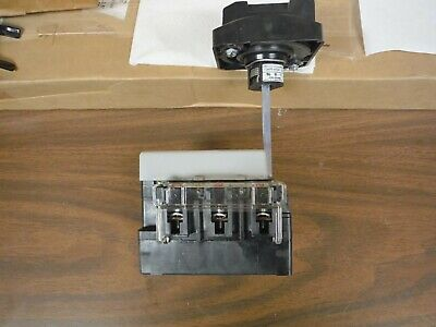 ALLEN-BRADLEY 194R-NN030P3 SERIES B DISCONNECT SWITCH w/ 194R-HS4