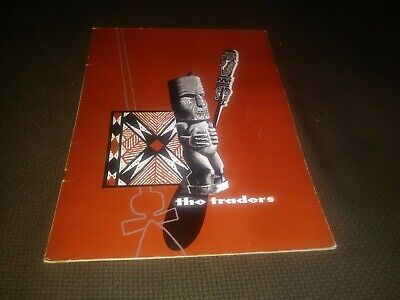 Vintage Dinner Menu The Traders Trader Vic's Chicago Restaurant 1957