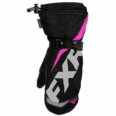 Black and White 15312.100xx FXR Youth Helix Snow Pant