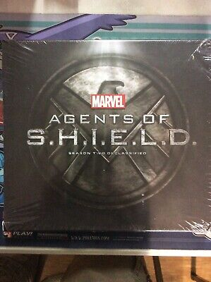 Marvel Agents Of Shield Season 2 Declassified - Hardcover Limited Edition