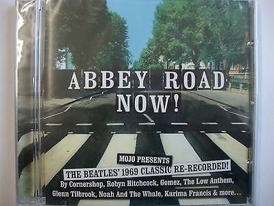 Mojo Presents - The Beatles' 1969 Classic Re-Recorded ! - Abbey Road Now ! CD