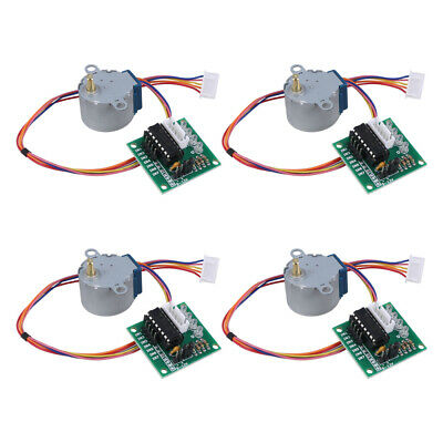 4 Sets Sturdy Professional High Quality Premium ULN2003 Driver Board for Arduino