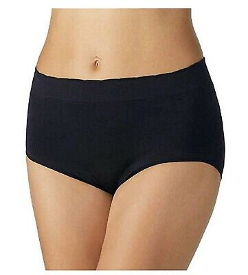Carole Hochman Ladies' Seamless Brief, 5-pack, Size Large