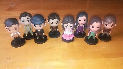 LOT 8 Firefly Serenity figures Loot Crate Exclus - Q-BITS Series 2