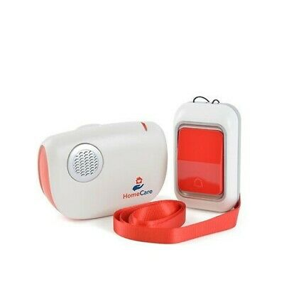 Homecare Distress Alarm - PORTABLE - FREE P&P - BRAND NEW